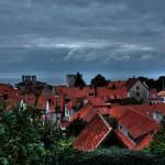 Hustak i Visby...