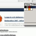 Färgpalett - skatteverket.se