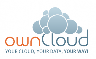 ownCloud, logotyp...