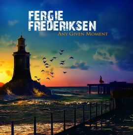 Fergie Frederiksen - Any Given Moment